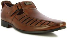 Alberto Torresi Men Brown Sandals -