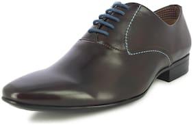 Alberto Torresi Porto Brown Formal Shoes