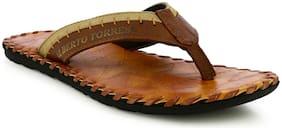 Alberto Torresi Frank T-Strap Men's Slippers