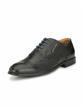 e2c975caeab Formal Shoes For Men Semi Leather Online At Paytm