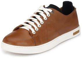 Alberto Torresi Johan TAN WHITE Casual Shoe