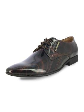 Alberto Torresi Men Black Formal Shoes - 64273