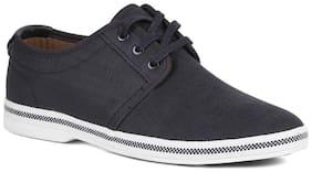Aldo Adrauni Black Lace-up Sneakers for Men