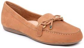 Aldo Women Brown Loafers - Uk 4