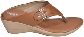 Alert India Footwear Women Brown Sandals
