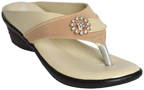Alert India Textile MadeWedges For Women's