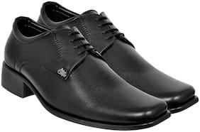 Allen Cooper Men Black Formal Shoes - Acfs-8015-black