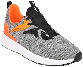 Allen Cooper Grey  Running Shoes For Men