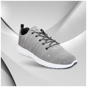 Allen Cooper Men Athleisure Sports Shoes Running Shoes ( Grey )