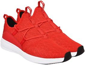 Allen Cooper Men Red Sport shoes
