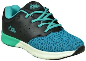 Allen Cooper Unisex Running Shoes ( Multi-Color )