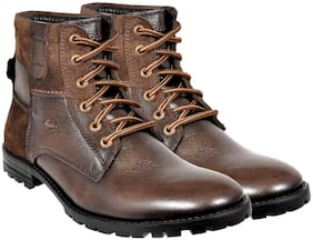 Men S Boots Buy Leather Boots For Men Online At Paytm Mall
