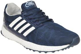 Allen Cooper Men Sport Shoes - Blue