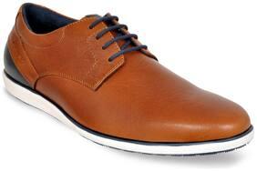Sneakers Shoes For Men ( Tan )