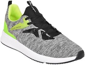 Allen Cooper Men ATHLEISURE RUNNING SHOES Running Shoes ( Grey )