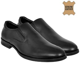 Allen Cooper Formal Shoes (with Freebie Leather Wallet)