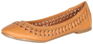 Allen Solly Women Tan Bellie
