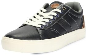 Allen Solly Navy Lace Up Shoes