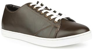 Allen Solly Casual Shoes For Men ( Brown )
