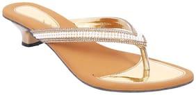 Altek Women White Sandals