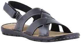 Amster Men Black Sandals