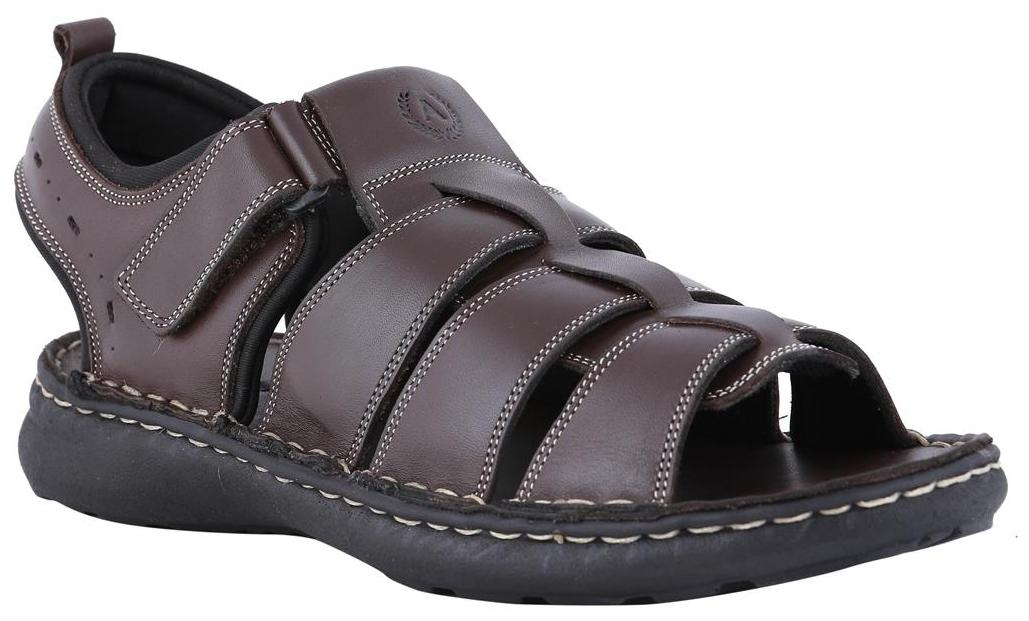 cb1ee506ae2b Buy Amster Men Brown Sandals   Floaters Online at Low Prices in ...