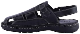 Amster Men's 100% Genuine Italian Leather Sandals