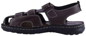 Amster Men Brown Sandals