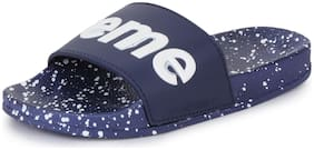 Appett Men Blue slipper::Appett-268