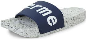 Appett Men Blue slipper::Appett-265