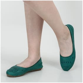 Appitite Women Green Bellie