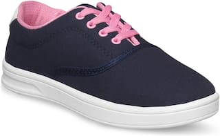 Aqualite Women Blue Sneakers