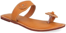 AR Leather Flats | Classy Ladies Slippers |Formal Ladies Flats | chappal | footwear for ladies | flats | slipper for women| Light Weight Flats