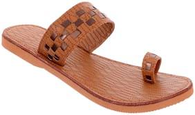 AR Women Tan Sandals