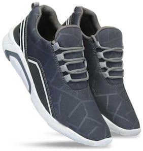 ARMADO Men Grey-1495 Running Shoes ( Grey )
