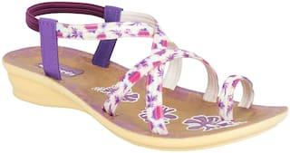 ARMADO Women Multi-color Sandals
