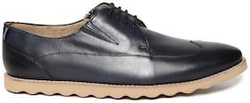 Arrow Men Blue Casual Shoes