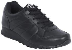 Asian Black Sport Shoes (Size-6)