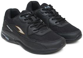Asian Men Shoes Running Shoes ( Black )