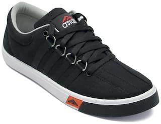 Asian Men Black Casual Shoes - SKYPY-162CBLK - SKYPY-162CBLK