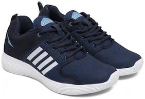 Asian Men IPL-01 Running Shoes ( Navy Blue )