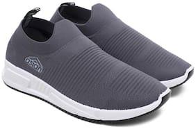 Asian PENDRIVE-01 Men Grey Sneakers -