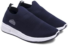 Asian PENDRIVE-01 Men Navy Blue Sneakers -