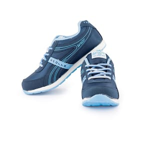 Asian Women Running Shoes ( Blue )