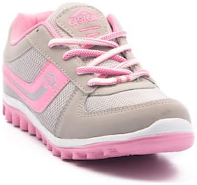 Cute Running Shoes For Women ( Pink )