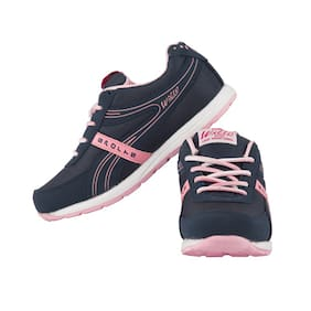 Asian Women Running Shoes ( Pink )