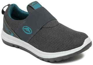 Asian Men PRIME-01cGRYFRZ Running Shoes ( Grey )