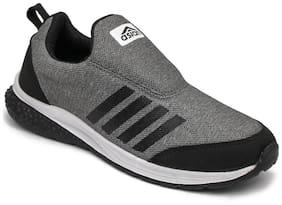Asian Men PRIME-07cGRYBLK Running Shoes ( Grey )