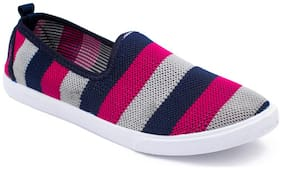 Asian Women Multi-color Casual Shoes