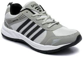 Asian Men Wonder-13 Running Shoes ( Grey )